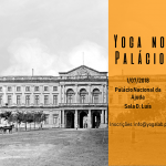 Yoga no Palácio da Ajuda